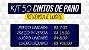 Kit 50 Cintos de Pano Estilosos - Imagem 2