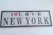 PLACA DECORATIVA - NEW YORK - Imagem 1