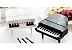GARFO PARA PETISCO PIANO - PRETO - Imagem 2