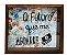 QUADRO COFRE - O FUTURO QUE ME AGUARDE - Imagem 1