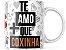 Kit Caneca e Almofada I Te Amo + Que Coxinha - Imagem 4