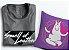 Combo Nazaré - Camiseta Cheiro de Couro + Almofada com enchimento - Imagem 3