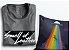 Combo Nazaré - Camiseta Cheiro de Couro + Almofada com enchimento - Imagem 2