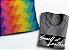 Combo Nazaré - Camiseta Cheiro de Couro + Almofada com enchimento - Imagem 1