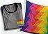 Combo PRIDE - Camiseta Bolsinho do amor + Almofada PRIDE com enchimento - Imagem 1
