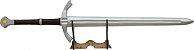 Espada Alvorada Arthur Dayne Espada do Amanha Game of Thrones (Réplica de Madeira) - Imagem 1