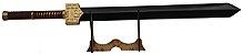 Espada Space Sword Sokka Avatar (Réplica de Madeira) - Imagem 1