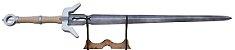 Ciri Sword - The Witcher III (Réplica de Madeira)  - Imagem 1