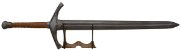 Espada Longa Warden - For Honor (Réplica de Madeira)  - Imagem 1