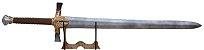 Espada Urfael Talion Shadow of Mordor  (Réplica de Madeira)  - Imagem 1