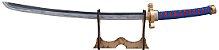 Conjunto de katanas Erza (Réplica de Madeira) - Imagem 2
