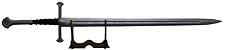 Andúril - Espada dos Reis | Espada de Aragorn  Senhor dos Anéis (Réplica de Madeira) - Imagem 1