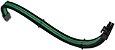 Kit 3 Cabos Sleeved Rise Mode Preto e Verde - RM-SL-01-BG - Imagem 4