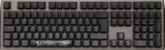 Teclado Mecânico Ducky Channel Shine 7 Gunmetal RGB Backlight Cherry Brown - Imagem 1