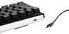 Teclado Mecânico Ducky Channel One 2 Mini RGB 60% Backlit Cherry Brown - Imagem 2