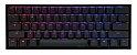 Teclado Mecânico Ducky Channel One 2 Mini RGB 60% Backlit Cherry Blue - Imagem 2