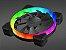 Kit Cooler Fan Cougar Vortex RGB HPB 120 PWM Cooling Kit - 3MHPBKIT.0001 - Imagem 3
