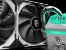 Water Cooler Gamerstorm Captain 240X White - DP-GS-H12-CT240XR-WH - Imagem 4