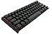Teclado Mecânico Ducky Channel One 2 Mini RGB 60% Backlit Cherry Red - Imagem 1