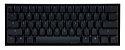 Teclado Mecânico Ducky Channel One 2 Mini RGB 60% Backlit Cherry Red - Imagem 3
