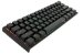 Teclado Mecânico Ducky Channel One 2 Mini RGB 60% Backlit Cherry Silent Red - Imagem 1
