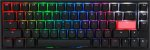 Teclado Mecânico Ducky Channel One 2 SF RGB 65% Backlit Cherry Silent Red - Imagem 6