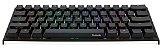 Teclado Mecânico Ducky Channel One 2 Mini v2 RGB Backlit Cherry Silent Red - DKON2061ST-SUSPDAZT1 - Imagem 4