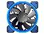 Cooler para Gabinete Cougar Vortex FB, 120mm, Azul, 3MFB120X.0001 - Imagem 2