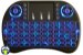 Mini Teclado Led Sem Fio Wirelles C/ Luz P/ Tvbox E Smart Tv - Imagem 5