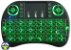 Mini Teclado Led Sem Fio Wirelles C/ Luz P/ Tvbox E Smart Tv - Imagem 6