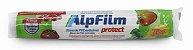Filme PVC - Plástico Filme Esticável Doméstico Clássico 30m x 28cm - Imagem 1