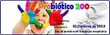 Probiótico 200 - para crianças e jovens - 60 Cáp - Imagem 1