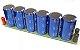 Banco de supercapacitor 33,33F/15,8V (6x 200F/2,7V em série) - Imagem 1