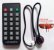 Kit Controle Remoto IR para Controladora Huidu HD- x6xx Mono Bi RGB K2838 - Imagem 3