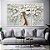 Quadro Pintura em Tela Cerejeira Branca - Imagem 2