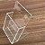 Porta Folder em Acrílico Formato 10cm x 20cm - Imagem 4