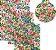 Pano de Mel Floral Kit com 4 - Imagem 1