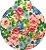 Pano de Mel Floral Kit com 4 - Imagem 3