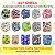 Kit 4 fraldas ecológicas + 6 absorventes microfibra - Imagem 4