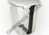 Cesto com pedal 15 litros - Imagem 2