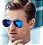 Óculos econômico LRC Pilot estilo Ray Ban - Proteção UV 400 - Imagem 1