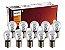 Lampada Philips 1141 24V21 W 2S2919040B (CAIXA COM 10 UNIDADES) - Imagem 1