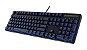 Teclado SteelSeries Gamer APEX M500 DARK BLUE - Imagem 1