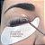 Pinça Aço Inox Para Permanente De Cílios E Lift Lashes - Imagem 3