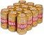 BRAHMA ZERO lata 350ml (caixa c/12) - Imagem 1