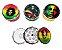 Triturador Bob Marley Metal - Imagem 1