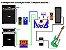 Pedal para Guitarra Fire AB Box Booster Highway - Imagem 7