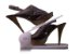 Kit com 10 Organizadores de Sapatos Regulável - Transparente - Imagem 2