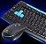 HK3800 2.4GHZ WIRELESS 1600 DPI e Mouse Combo Produto Importado Compra Segura Em Nosso Site. Entrega de 15 a 25 Dias a partir da data de envio. - Imagem 4