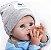 NPK DOLL 22 bebê Reborn Silicone Handmade lifelike baby Dolls Realistic Newborn Produto Importado Compra Segura Em Nosso Site. Entrega de 15 a 25 Dias. - Imagem 5